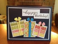 Handmade cards for any occassion by CraftyKatrina on Etsy