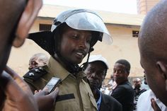 #Uganda news briefingz update on police officer Baguma