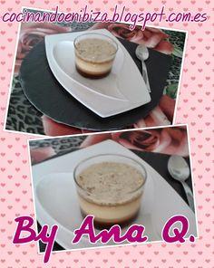 Cocinando en Ibiza: Arroz con leche, natillas y flan de coco al toque de manzana (Fussioncook touch pro)