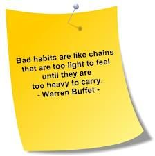 You can create a new habit in 21 days...
