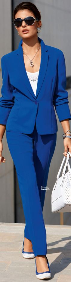 evening and corporate glam...love this look | Cute Outfits ...