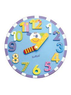 12-delige klokpuzzel - vanaf 2 jaar Boikido