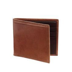 Shell Cordovan Wallet