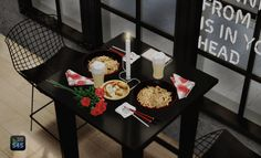 The77sim3 Taiwanese Food Set (S3 to S4)• Chinese Fried Noodles • Chinese Spoon and Chopsticks • Glass of Beer CREDIT: @the77sim3; thank you for the awesome meshes and for allowing the conversion - Sims 3 Original Set Notes/Tips: → These objects have...