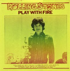 TMOQ: Rolling Stones 'Play with Fire' 2 LPs recorded NYC 1972 in satisfactory mono