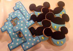 Baby+Mickey+First+Birthday+Sugar+Cookies+1+dozen+by+LaPetiteCookie,+$33.00