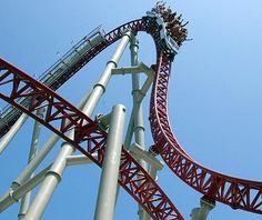 Magnum XL-200: Cedar Point - Sandusky, Ohio