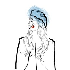 #lips #fashion #illustration #digitalart #illu #smoking #art #drawing #color #artwork #sketch #illustration #fashion #design #graphic #beauty #grey #digitalart