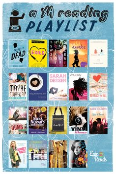 A (Play)list of YA Music Books | Blog | Epic Reads