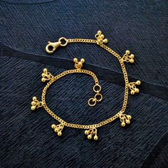 Solid Yellow Gold Mangalsutra Bracelet, Gold Chain with Black Beads, Layered Gold Bracelet, Indian Dainty Gold Bracelet Mangalsutra Bracelet, 18k Gold Bracelet, Gold Mangalsutra, Gold Bracelet For Women, Gold Diamond Earrings, Gold Bracelet Indian, Diamond Bracelets, Gold Anklet, Anklet Jewelry