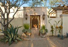 Paradise Valley Custom Built Tuscan Home - Paradise Valley AZ Custom Spanish Colonial Home | Desert Star Construction: AZ Luxury Home Builders