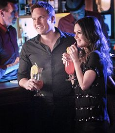 I wanted Zoe & George to be together... but then, on the last episode of Hart of Dixie S01, I pity Wade. :( #teamgeorge