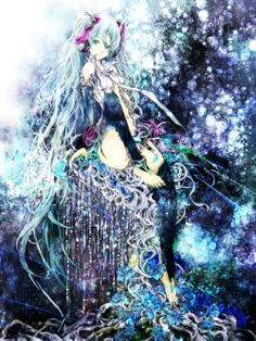 Hatsune Miku Append Solo Vocaloid