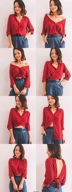 16 Trendy Autumn Street Style Outfits For You can collect images you discovered organize them, add your own ideas to your collections and share with other people. Mode Outfits, Trendy Outfits, Fall Outfits, Summer Outfits, Diy Fashion, Teen Fashion, Ideias Fashion, Fashion Dresses, Fashion Hacks