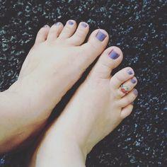 #selflove ugly feet need love too lol #flintstonefeet