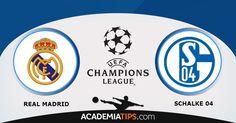 Real Madrid vs Schalke 04: o Real Madrid a receber no Santiago Bernabéu os alemães do Schalke 04. Na primeira mão registou-se um dois a zero a favor dos...~ http://academiadetips.com/equipa/real-madrid-vs-schalke-04-champions-league/