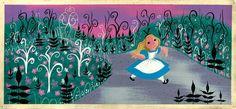 View our collection of original artwork and fine art limited edition prints by Mary Blair. Comic Art, Fine Art, Lowbrow Art, Animation, Illustration Art, Art, Movie Posters Vintage, Disney Animation, Alice In Wonderland