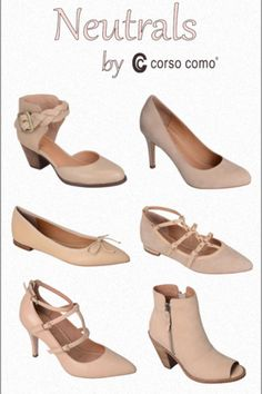 Beige and Nude styles by CC Corso Como