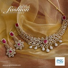 Bridal Fashion collection for this #wedding season. Visit our #pngdiamonds stores to check our entire collection. visit us at www.pngdiamonds.com