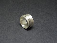 It's a unique and beautiful ring for her. Idea: A bold ring for you, your mother, your sister or your girlfriend Hippie Rings, Bohemian Rings, Boho, Bold Rings, Rings For Her, Makeup Brush Set, Beautiful Rings, Sterling Silver Rings, Cufflinks