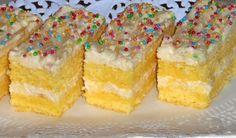 Krispie Treats, Rice Krispies, Vanilla Cake, Sweets, Desserts, Food, Puddings, Anna, Basket
