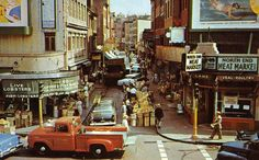 the #northend - #boston #scenesofnewengland #soNE #soMAhistory #soMA #Massachusetts #MA #history