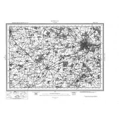 Reproduction historical map of Norwich from Revised New Edition for England and Wales by Ordnance Survey. Flat map for framing or research. Framed Maps, Framed Prints, Wales Map, Map Symbols, Ordnance Survey Maps, British Travel, Wood Molding, New Edition, Great British