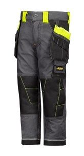 Junior Holster Pocket Trousers — Snickers Workwear