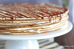 Honey polish cake