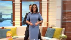 Susanna Reid And Ben Shephard Suffer Embarrassing Moment As They Attempt A Dance Lift On 'GMB'