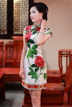 Cheongsam Dress RF84326W