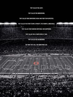 Here is Nike's post-game poster supporting Ohio State's National Championship win. I need this in a t-shirt