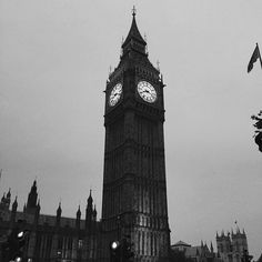 #london #bigben #thisislondon by asia.matwicka