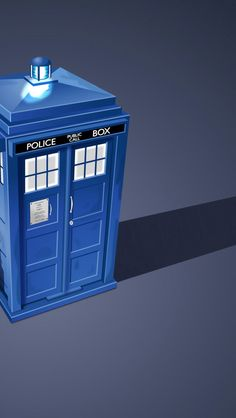 iPhone/iPod wallpaper for you whovians (not in the fandom but thought you guys would like it)