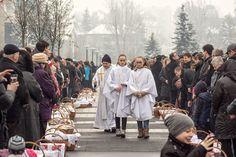 Csíkszereda - Majláth Gusztáv Károly tér Fotó: Szőcs Dénes