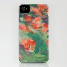 Violeta iPhone Case