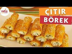 Çıtır Börek Tarifi - Peynirli Börek Tarifi - YouTube