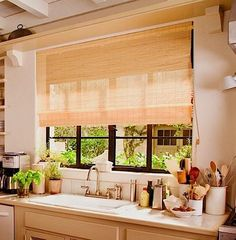 Tidy kitchen ideas from the hit movie Its Complicated.