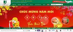 Website Giới Thiệu Công Ty Mẫu 036 - Vannienexpress.com.vn