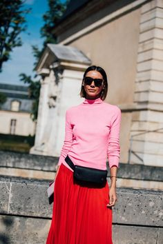 Paris Fashion Week S/S 2018 Street Style (Part II) – FaShionFReaks