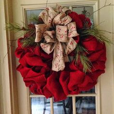 ~~~~~~~~~Created Twists: Christmas Wreaths