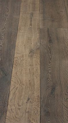 Campagne Gray Custom Aged French Oak floors - eclectic - wood flooring - other metro - Exquisite Surfaces