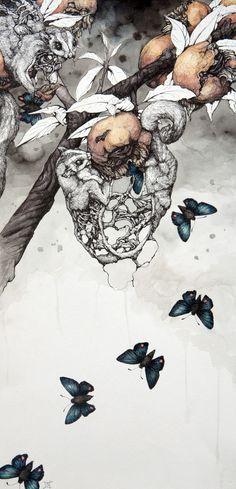Иллюстрации Lauren Marx / Иллюстрации / Funtema — развлекательная сеть