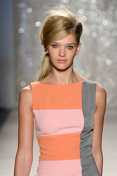 The Best Beauty Looks from New York Fashion Week: Spring 2014 - Pamella Roland