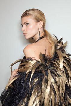 Ralph Lauren At New York Fashion Week Fall
