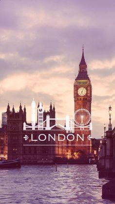 London - iPhone wallpaper mobile9