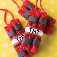 TWIZZLERS TNT Party Favors