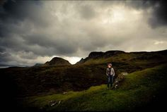 The magical landscapes (and whiskey!) of Scotland's Isle of Skye.