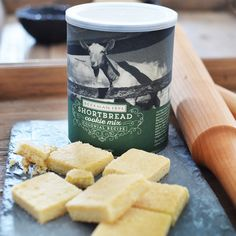 Beekman 1802 Shortbread Mix for when you finally run out of Girl Scout Cookies  | beekman1802.com