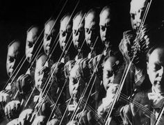 Gjon Mili, Time & Life Pictures/Getty Images, stroboscopic image showing a repetitive closeup of Isaac Stern playing violin at photographer Gjon Mili's studio in Gjon Mili, Face The Music, Multiple Exposure, Multiple Images, Twelfth Night, Life Pictures, Life Magazine, Violin, Cello